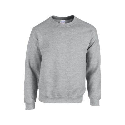 Extra méretű bebújós, környakas pulóver, szürke