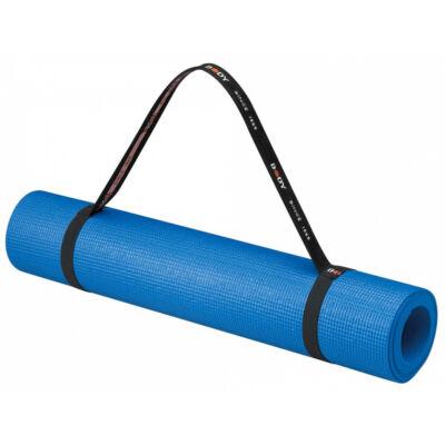 Body Sculpture jóga matrac (hordozó pánttal) (kék)