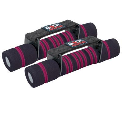 Aerobic kézisúlyzó - 2 x 0,9 kg