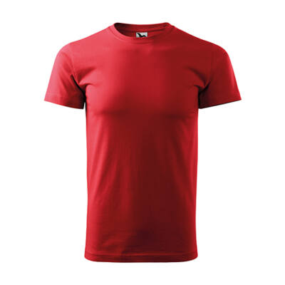 Extra méretű (3XL) PÓLÓ, piros