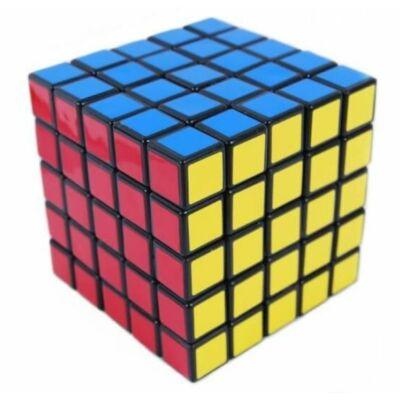 RUBIK kocka 5 x 5 x 5, kék dobozos