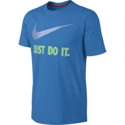 Nike póló, azúr kék