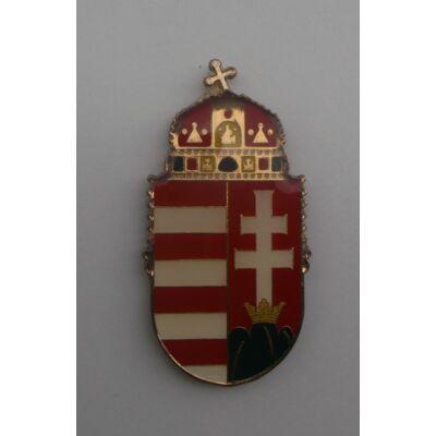 Magyar címer hűtőmágnes