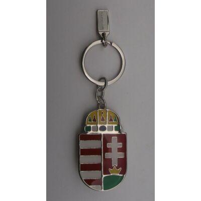 Magyar címeres kulcstartó