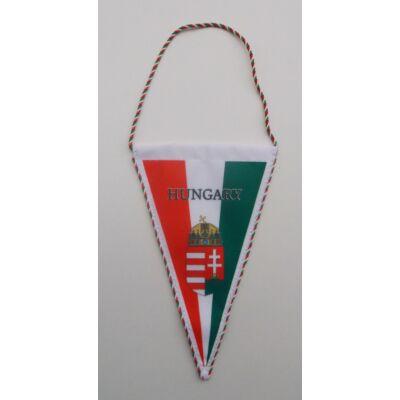Magyar háromszög zászló