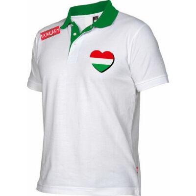 Magyar válogatott galléros póló