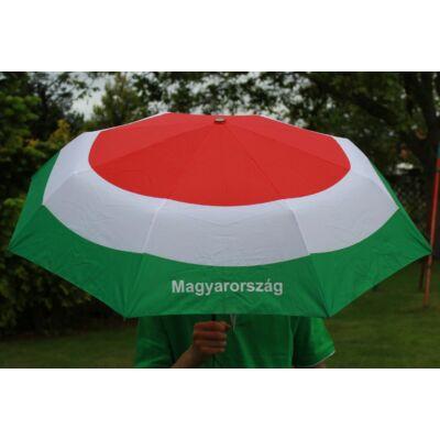 Magyar nemzeti színű esernyő