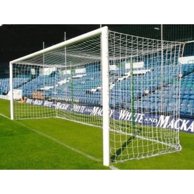 Futball kapuháló 7,5 x 2,5 m, mély