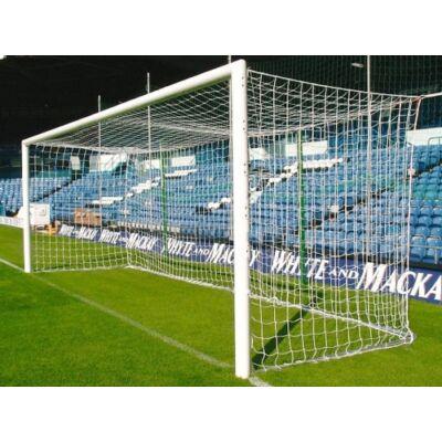 Futball kapuháló 7,5x2,5 m, mély 6 mm-es kültéri