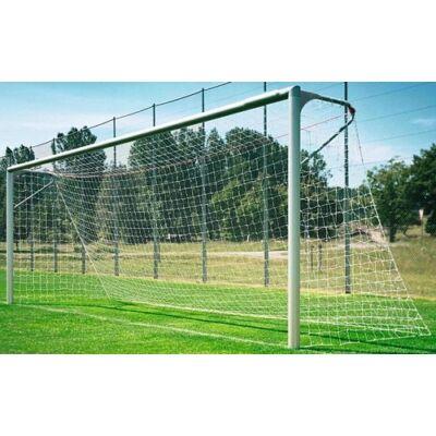 Futball kapuháló 7,5 x 2,5 m, 6 mm-es kültéri
