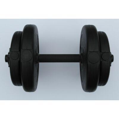 Egykezes tárcsás kézi súlyzó szett - 8,5 kg