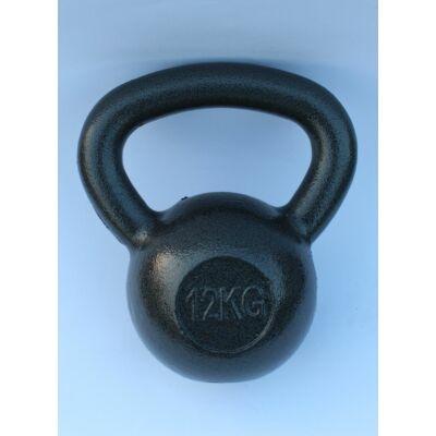 Kettlebell, fém, lakkozott - 18 kg