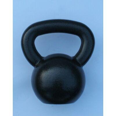 Kettlebell, fém, lakkozott - 6 kg