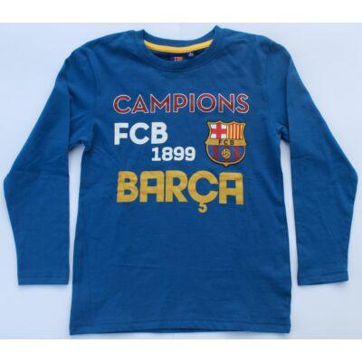 Barcelona hosszú ujjú gyerek póló