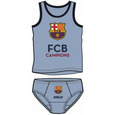 FC Barcelona trikó + kisnadrág szett, 4-10 év