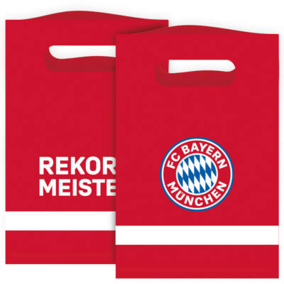 FC Bayern München ajándéktasak, 8 db-os