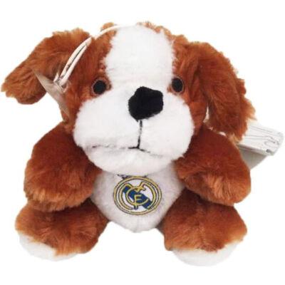 Real Madrid tapadókorongos plüss figura