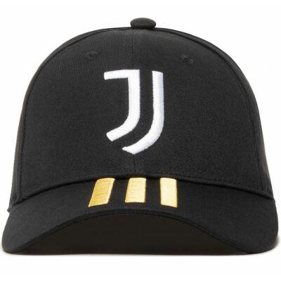 Juventus ADIDAS baseball sapka, fekete
