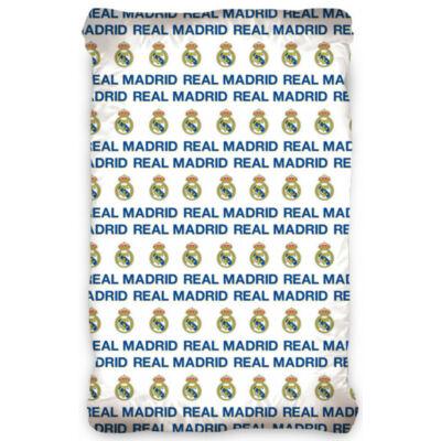 Real Madrid gumis lepedő 90x200