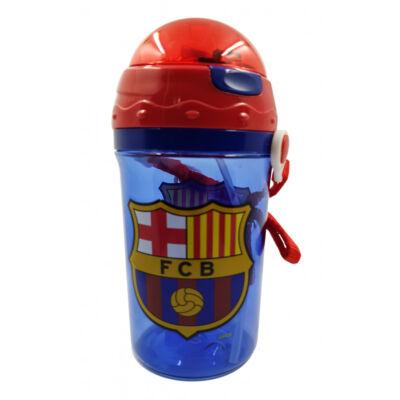 Barcelona műanyag kulacs