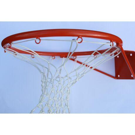 Kosárlabda gyűrű hálóval