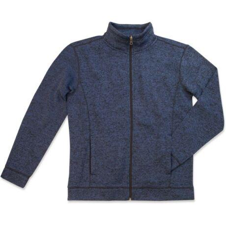 Férfi polár pulóver