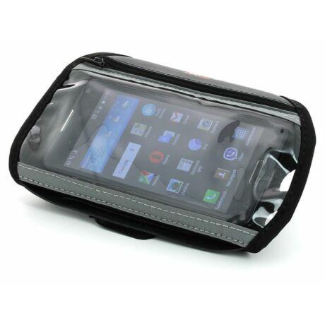Telefontartó karpánt - Iphone 6 (fekete/szürke)