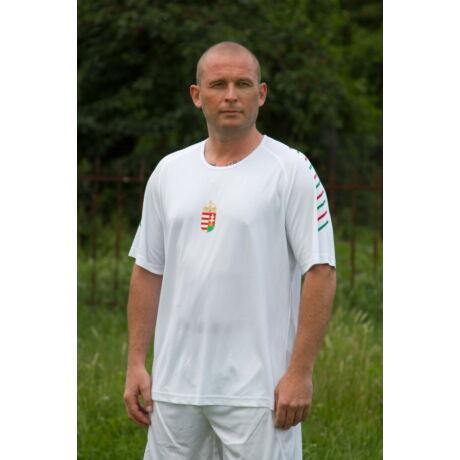 Magyar válogatott szurkolói mez (12), fehér