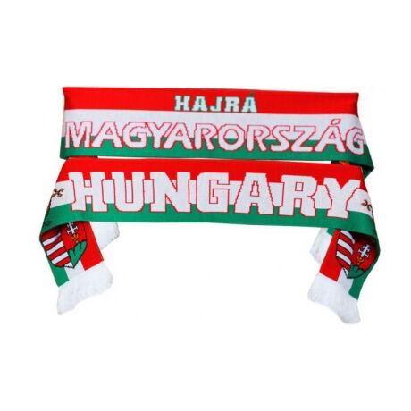 Magyar sál - kötött
