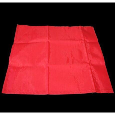 Szögletzászló csomag, piros (4 db a csomagban)